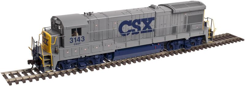 Atlas HO B23-7/30-7 Locomotives