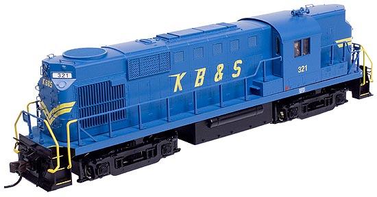 Blue White And Black Locomotive Paint Schemes