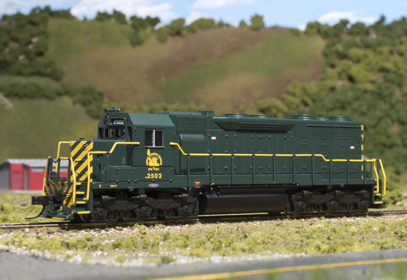 N Master Emd Sd35 Locomotive, N Scale Master | Atlas Model