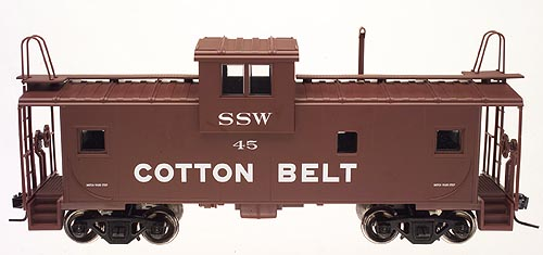 Atlas O Trainman® Extended Vision Caboose