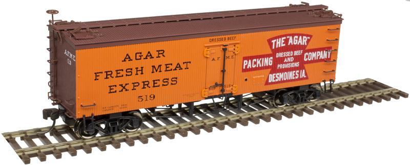 """5 ATL178 Atlas Model Railroad HO Code 100 36/"""" Super-Flex"""